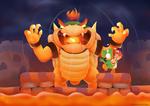 Mario's Blacklist: Baby Bowser