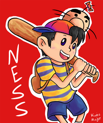 Ness by Kosmotiel