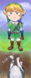 Link Wolf Link by Kosmotiel