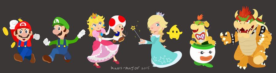 Team Super Mario