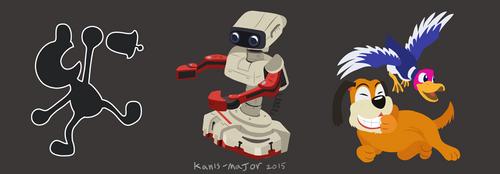 Team Retro by Kosmotiel