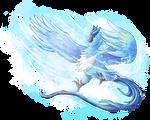 Articuno used Blizzard!