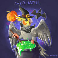 Witchatiel by Kosmotiel