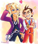 Apollo and Klavier
