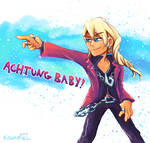 ACHTUNG BABY!!