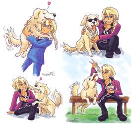 Kristoph's Dog : Vongole