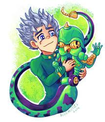 Koichi and Reverb Act 1