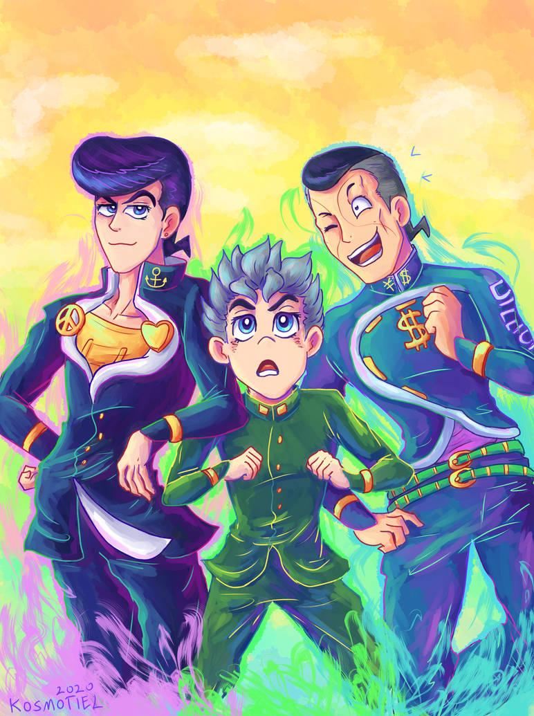 Morioh Trio