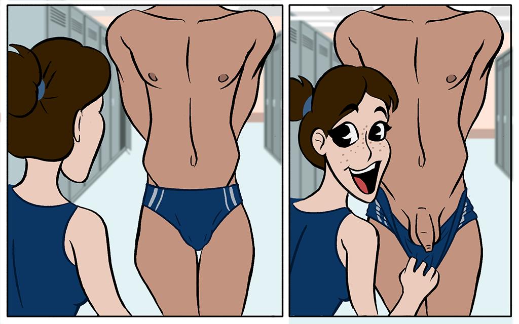 swim shorts Spank