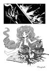 Elena's Massacre by VictoryGoth