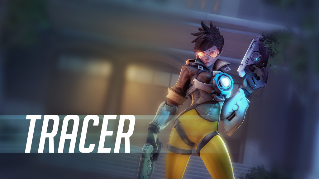 overwatch agent tracer wallpapers - photo #17