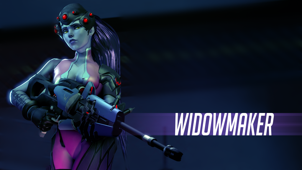 widowmaker overwatch wallpaper 1920x1080 - photo #6