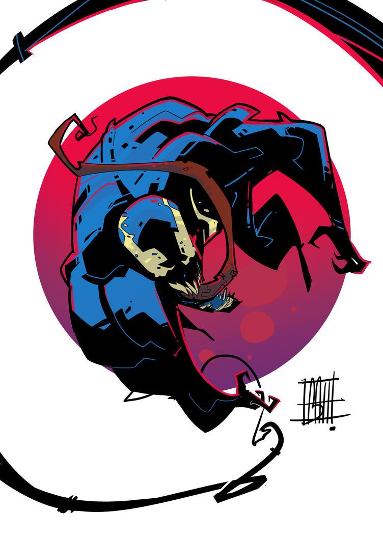 """[Lo que se viene] """"Venom"""" Venom_by_botagainsthumanity-db4tnah"""