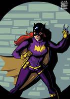 Batgirl by BOTAGAINSTHUMANITY