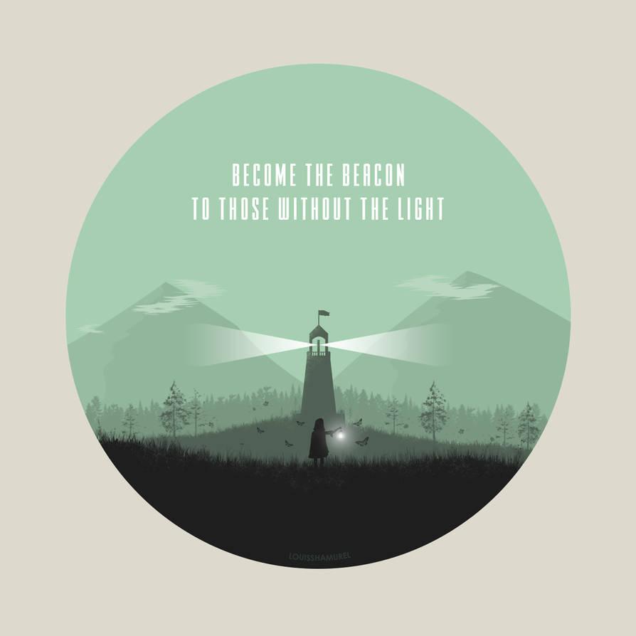 Become the Beacon