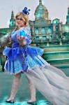 Kingdom of Arendelle / Lolita!Elsa - Frozen