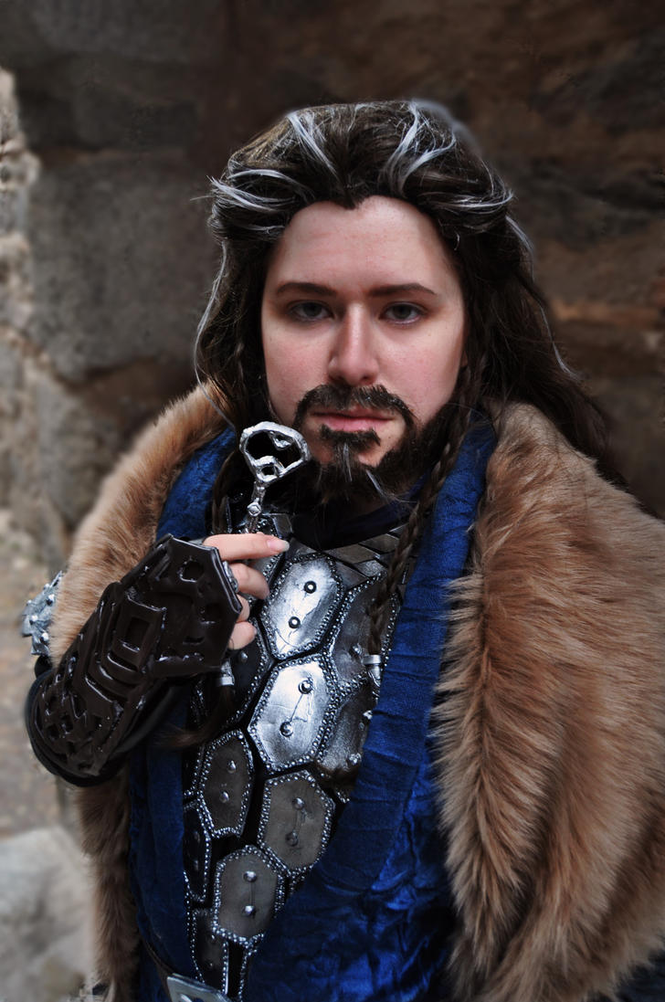 Key to Erebor - Thorin Oakenshield / The Hobbit by Kibamarta