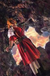 The Legend of Zelda: Skyward Sword by Kibamarta