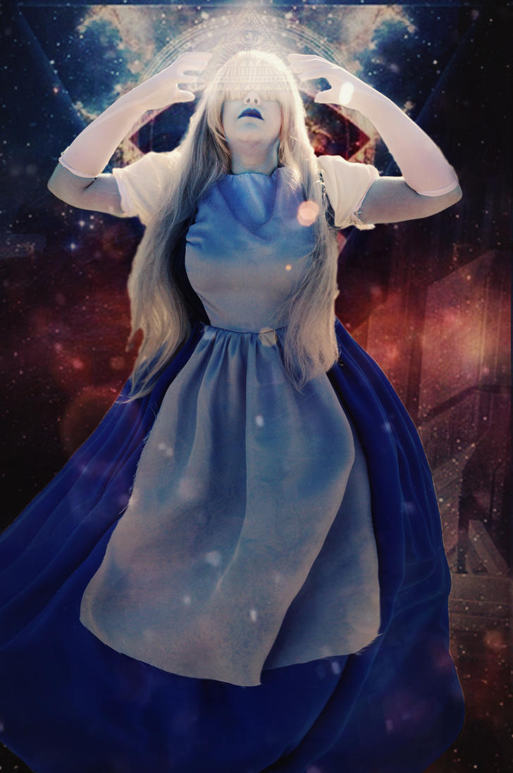 Steven universe cosplay sapphire