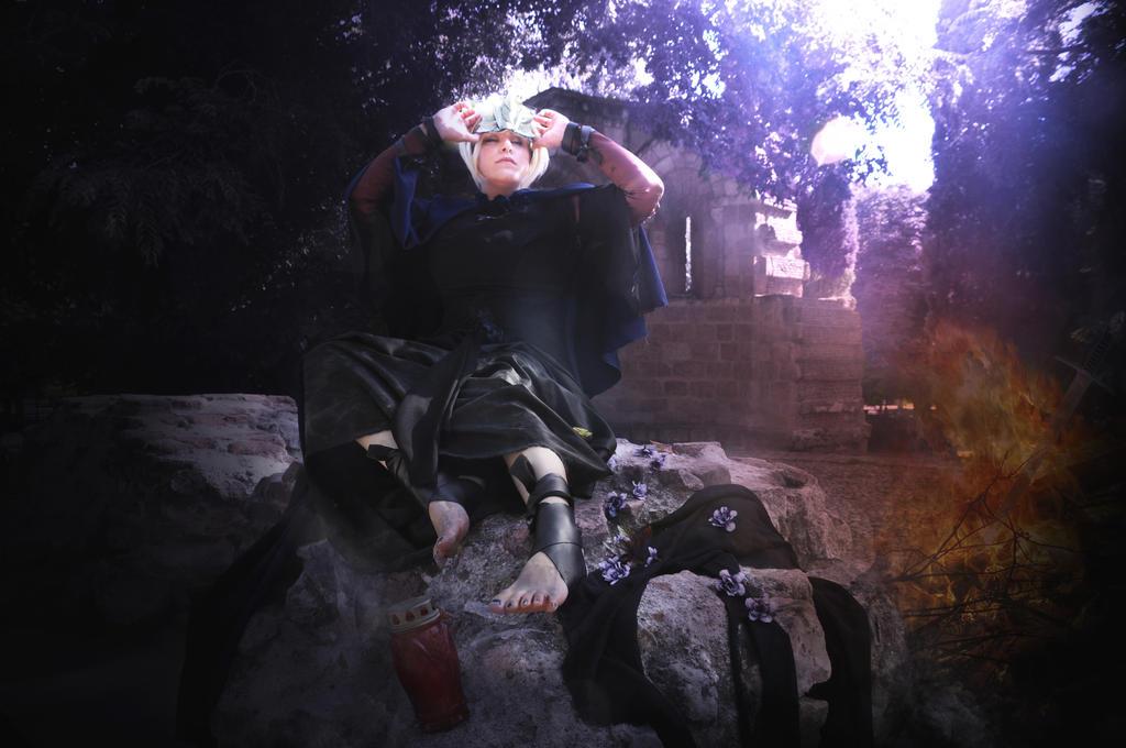 Dark Souls 3 Fire Keeper Cosplay: Dark Souls 3 By Kibamarta On DeviantArt