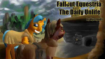 The Daily Unlife Cover