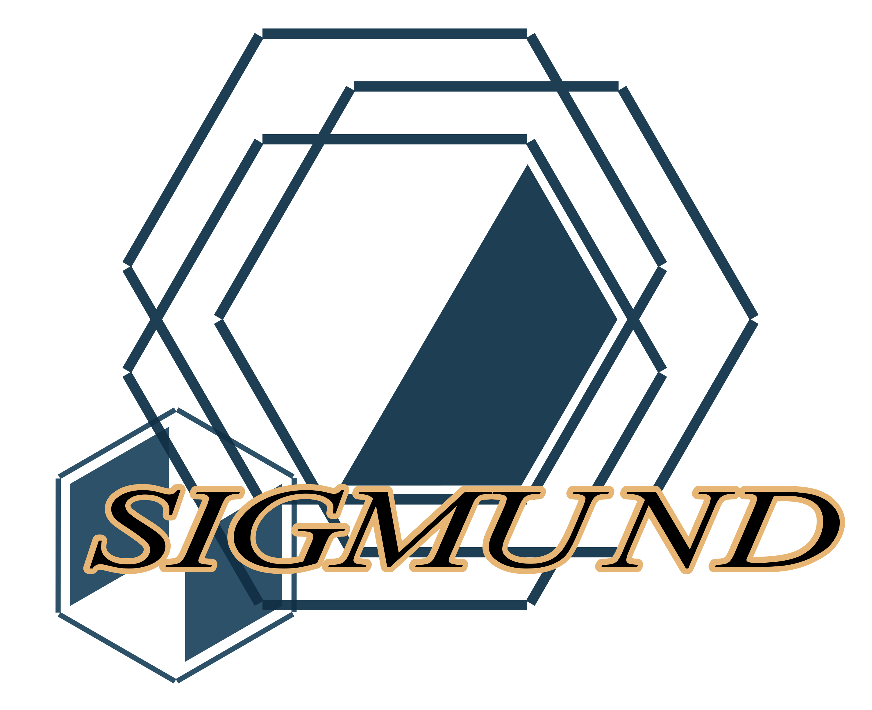To The Moon - Sigmund Corp Logo (Building) v2
