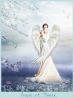 Angel of Peace by kawaiifaerie