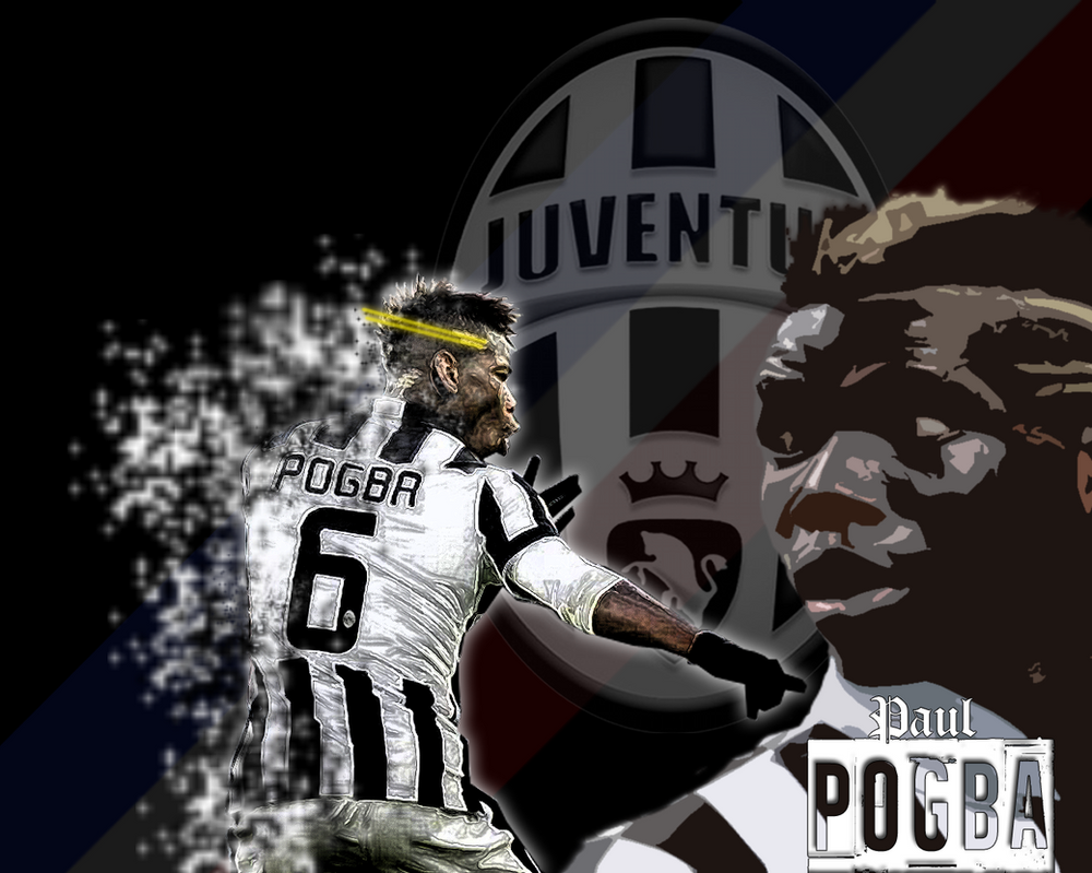 Paul Pogba Wallpaper By Kekocandido On DeviantArt
