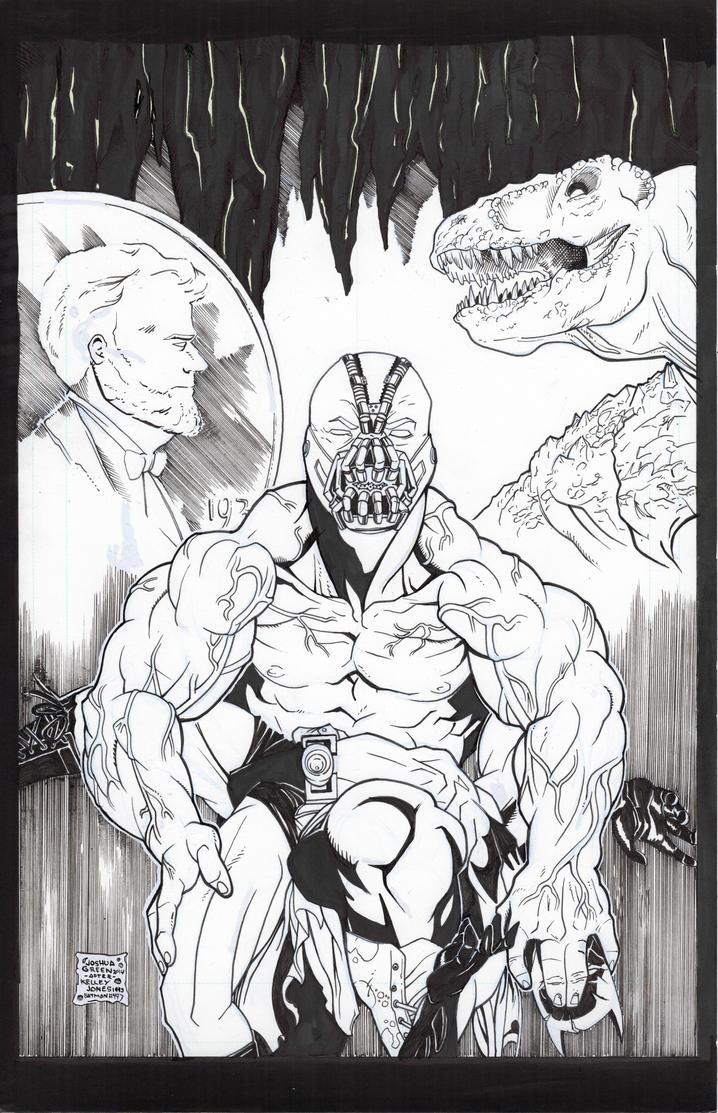 Batman #497 (Recreation) by LVCIFERX