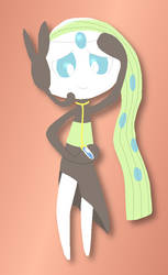 Alisia the Meloetta by Latiaslord