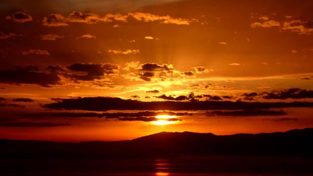 The Last Rays Of Sunshine