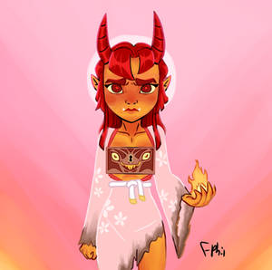 Ava's Oni