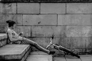 Chilled, Edinburgh by MikeHeard