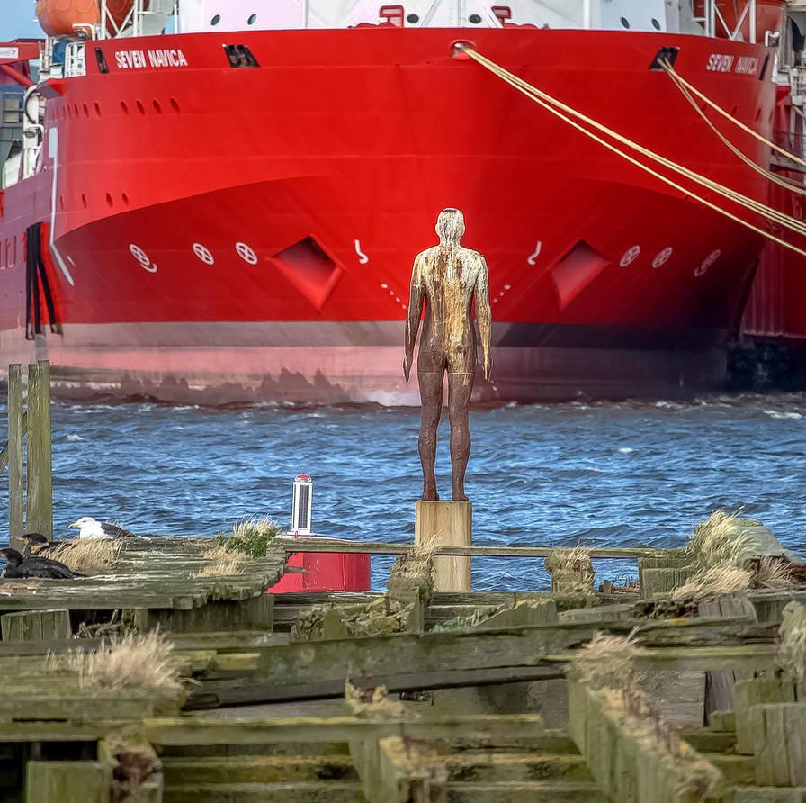 Edinburgh Docks by MikeHeard