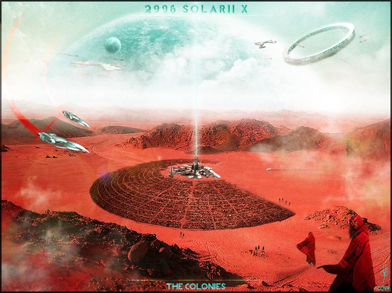 2996 Solarii X