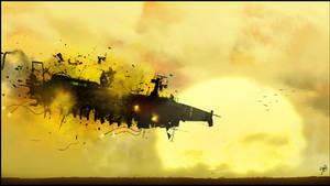 XY-627 : The Last Sunfall