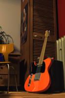 Fender telecaster by Maximiliaan