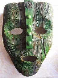 The Mask by MinotaurosK