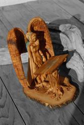Angel by MinotaurosK