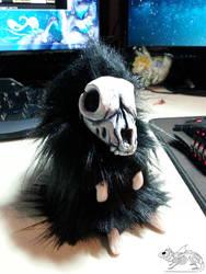 Black Skull by RatShark