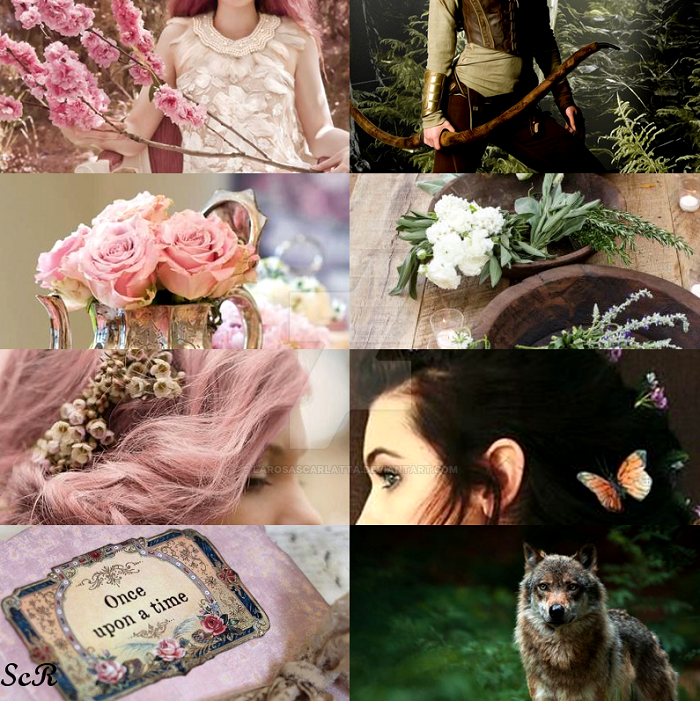 Fantasy Roles by LaRosaScarlatta