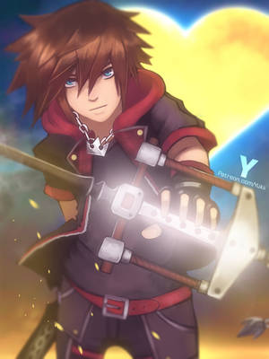 ::KH3:: Sora by Neiths