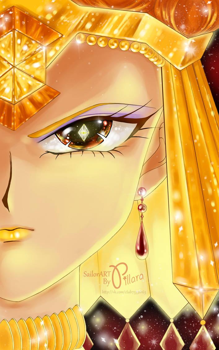 Sailor Galaxia by Pillara on DeviantArt