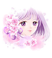 Flower Hotaru by Pillara