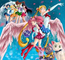 Sailor Moon All
