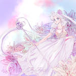 Princess Serenity_style manga art