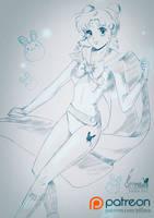 Bunny Usagi by Pillara