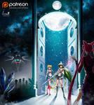The battle for earth_Sailor Moon