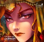 Power Galaxia_ Full version on Patreon by Pillara