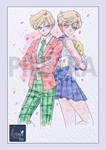 Haruka Tenoh_Sailor Uranus_art on request
